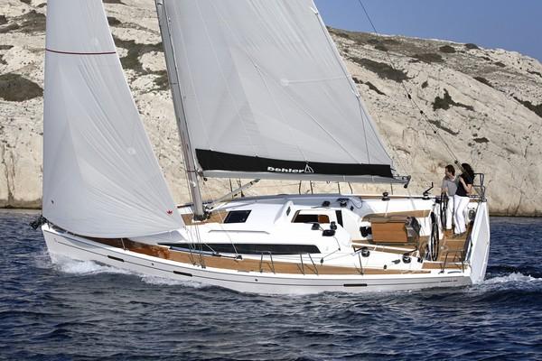 Dehler 38, categoria Performance Cruiser