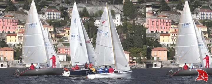 In regata a Moltrasio