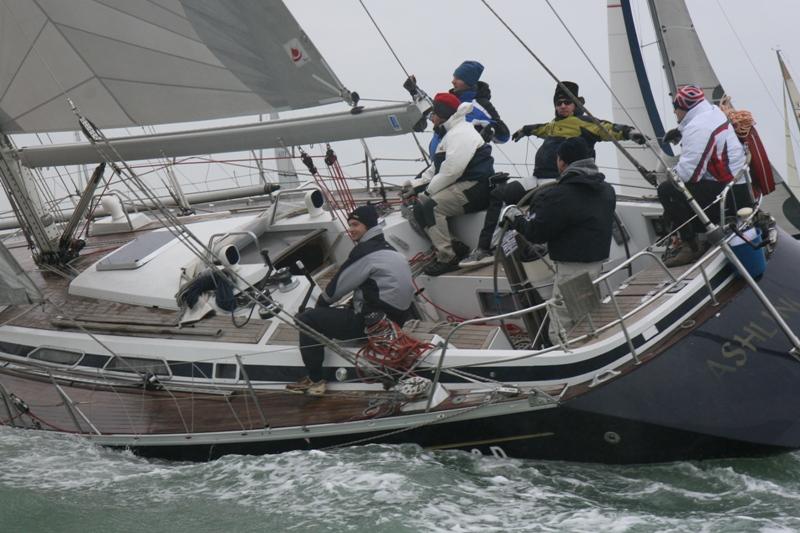 In regata a Marina di Ravenna