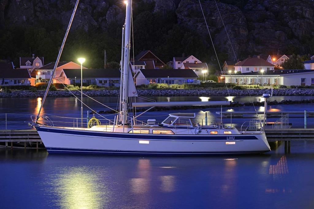 World premiere per l'Hallberg-Rassy 48 Mk II al prossimo Boot