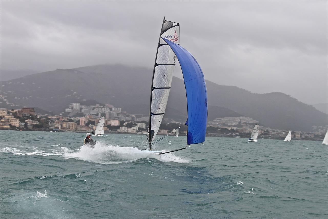 D-One al Primazona Winter Contest. Foto Nicolino Mennuti