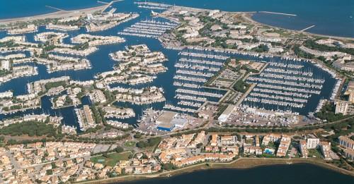 Port Camorgue, a pochi chilometri da Montpellier, ospiterà la prima edizione del Sea Pro Show