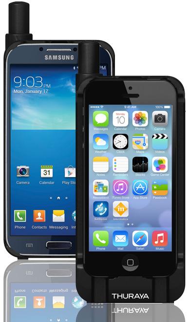 La tecnologia Satsleeve è ora disponibile anche per Samsung Galaxy