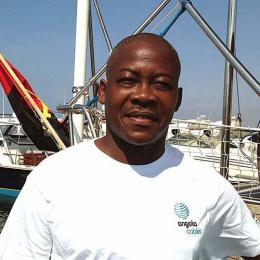 Joao Bartolomeu, il velista angolano deceduto dopo il disalberamento del Belle