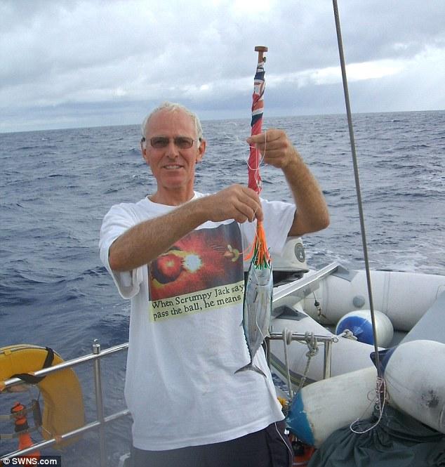 Roger Pratt, la vittima della rapina a Saint Lucia