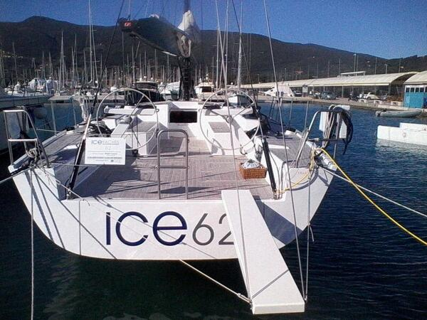 L'ICE 62, foto Giuffré