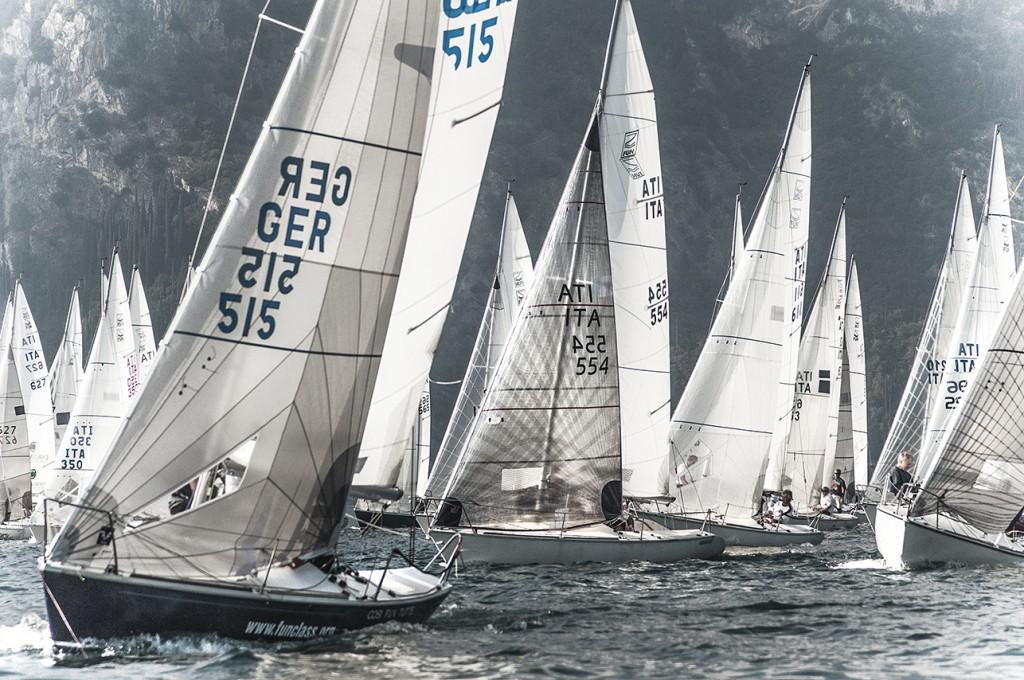 La flotta della Winter Cup