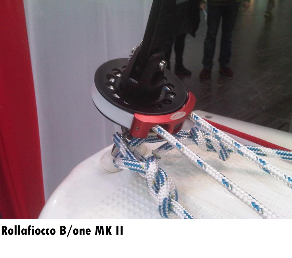 Il nuovo rollafiocco della Ronstan nella versione MK II