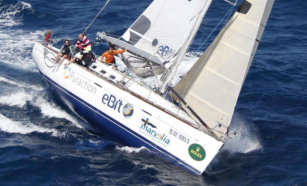 La Round World Experience porterà quest'anno gli equipaggi a navigare in Mediterraneo lungo la rotta Portovenere-Tunisi