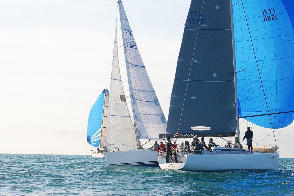Low Noise in regata in Tigullio
