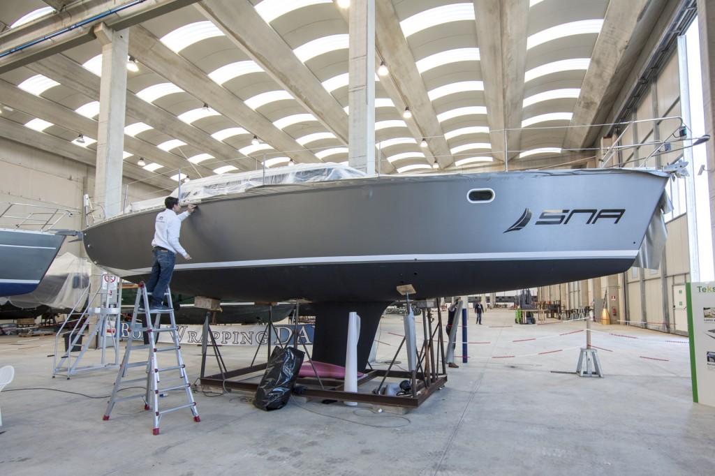 RinnovaLaTuaBarca ha organizzato a Porto Torres un convegno dedicato al boat wrapping