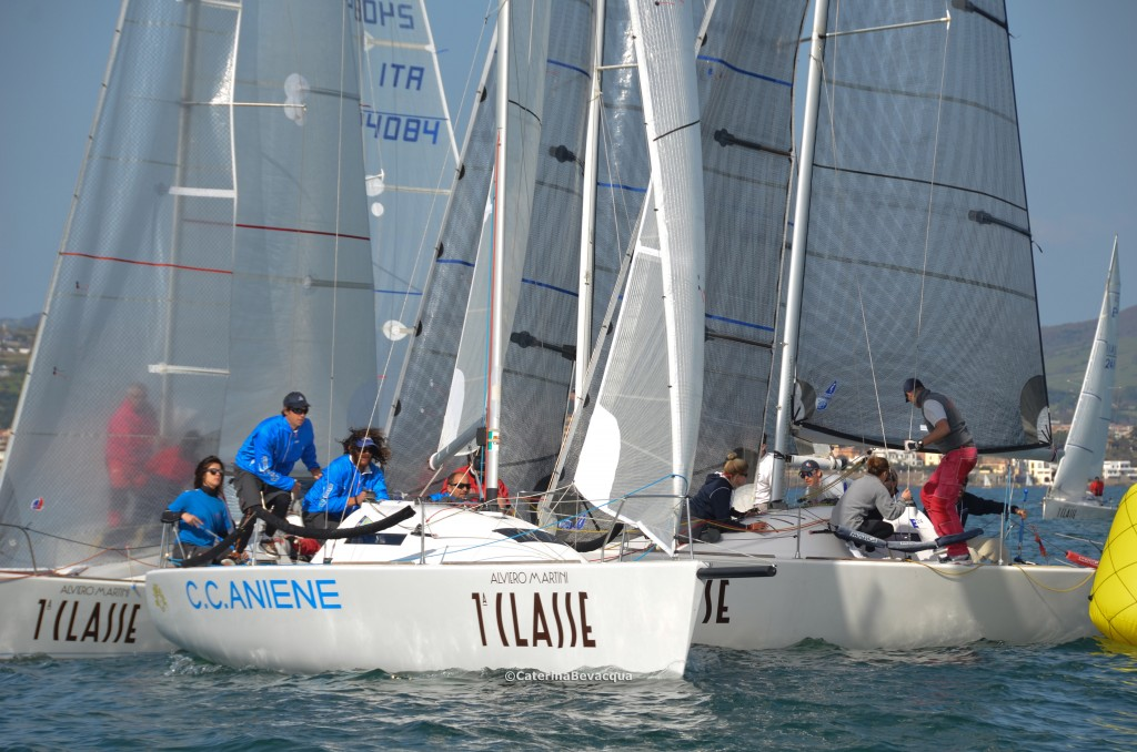 Este 24 in regata a Santa Marinella