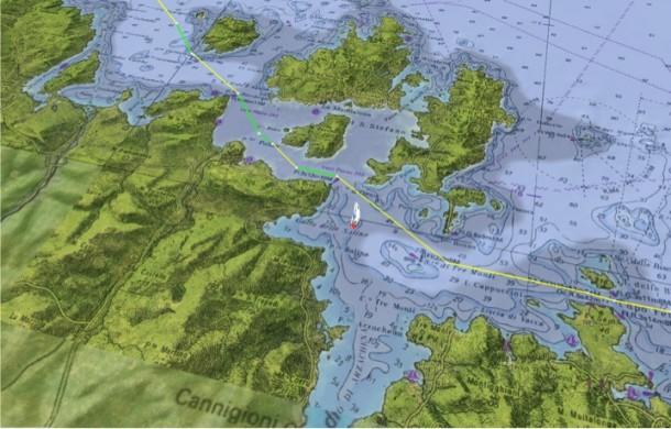 Da aprile sarà disponibile un nuovo aggiornamento per la cartografia MAX-N di Jeppesen