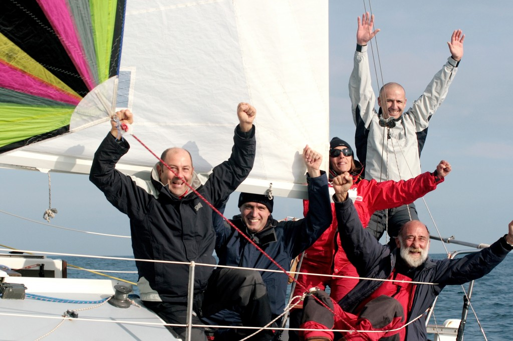 L'equipaggio di Il Gabbiere