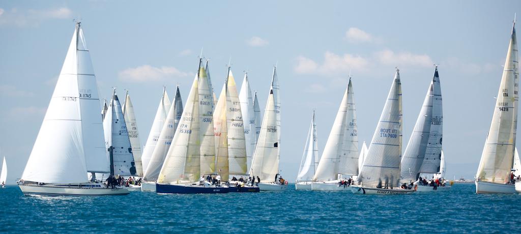 La flotta di Fiumicino