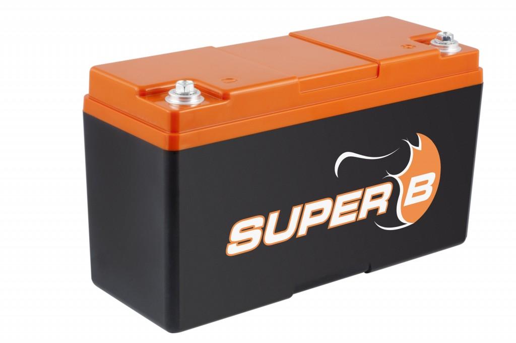 La batteria Super B