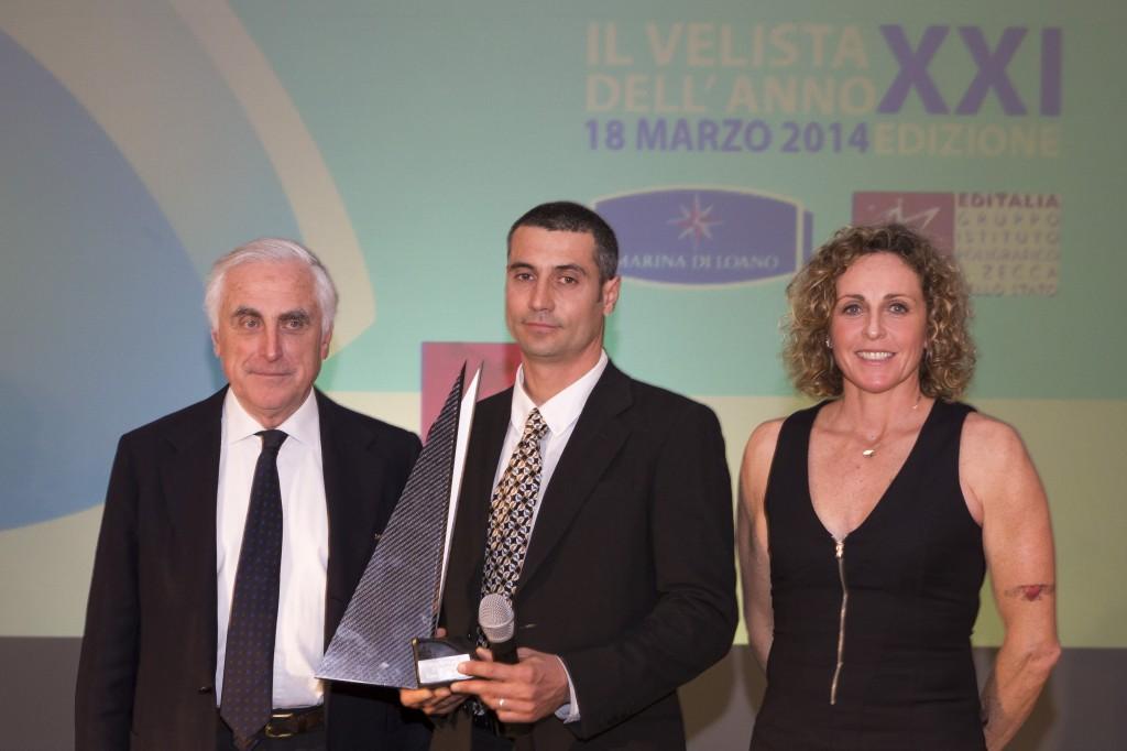 Pedote con Carlo Croce e Alessandra Sensini. Foto Gattini