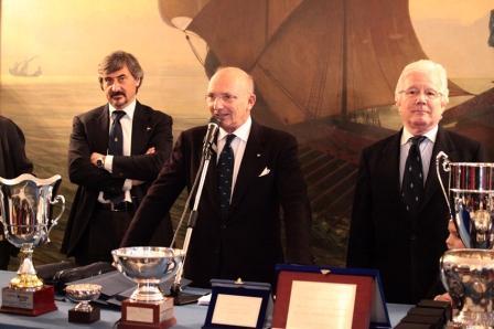Nella foto da sinistra: NELLA FOTO. Da sinistra Molino, Campobasso e Cocorullo