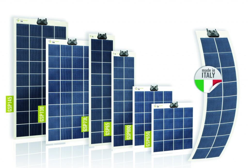 I pannelli solari Gioco Solutions