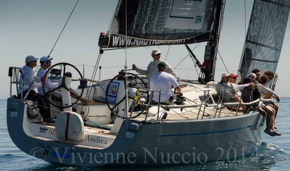 Il Dehler 44 Selene dominatore della regata