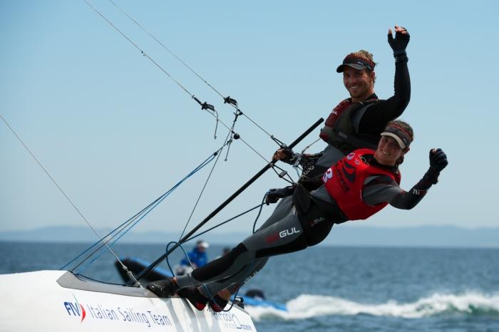 Bravo Vittorio Bissaro e brava Silvia Sicouri. Foto Socha