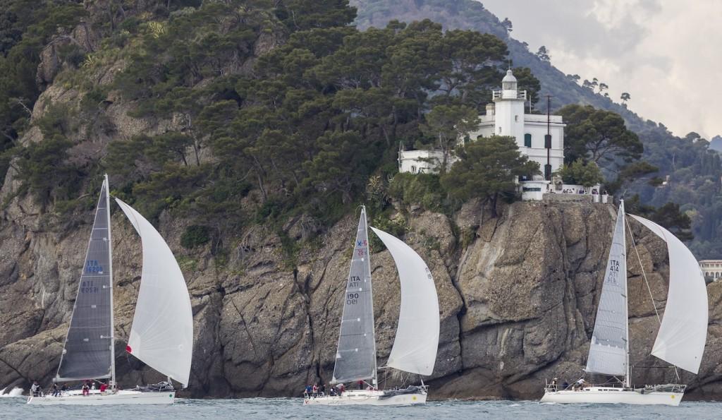 In regata a Portofino