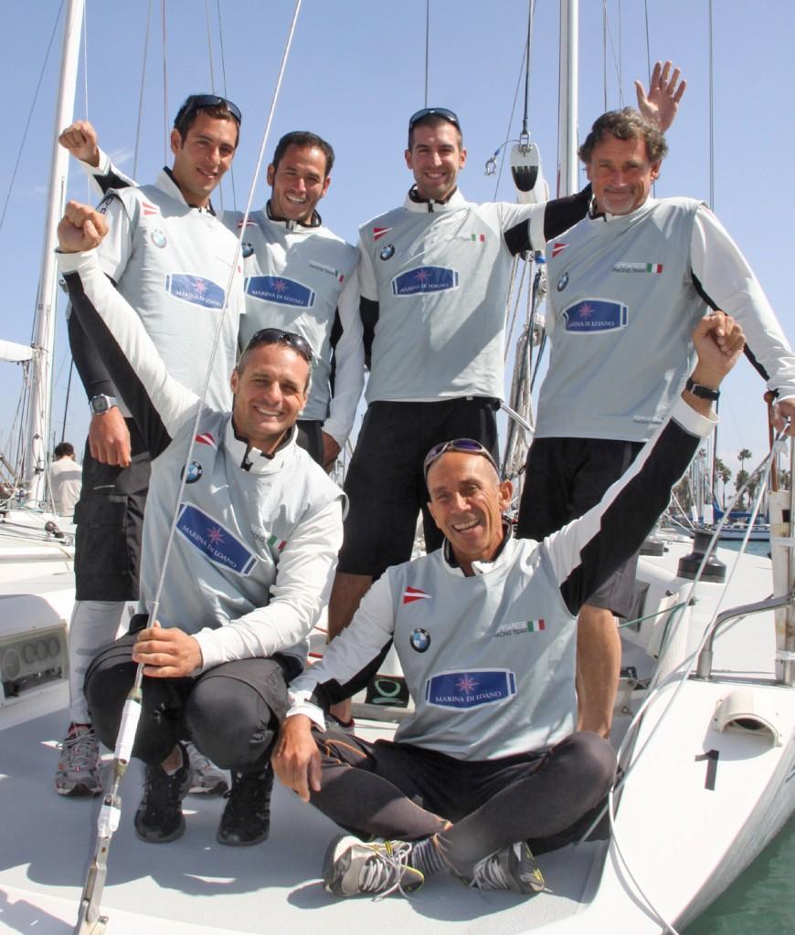 Il Ferrarese Racing Team alla vittoria del 2013