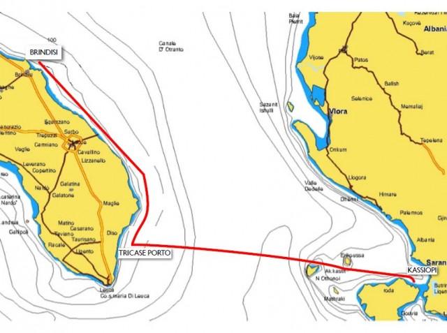 Il nuovo percorso riservato ai Maxi di 128 miglia