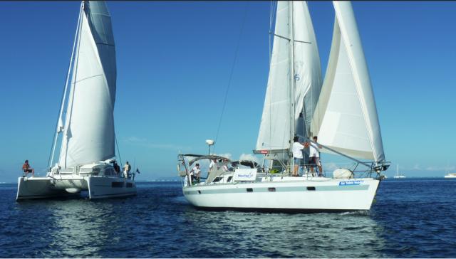 La regata è aperta a tutte le imbarcazioni a vela suddivise nelle categorie monoscafi e multiscafi
