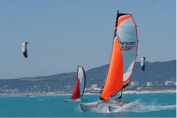 A Torbole si svolgerà il primo Minicat Worldwide Event dal 27 al 29 giugno