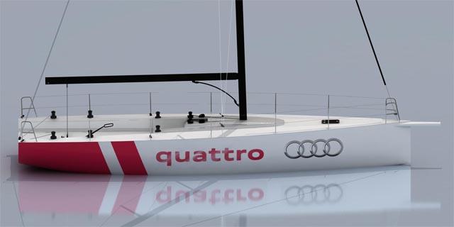 Sponsorizzato da Audi Quattro, il racer di Salona sarà del team finladese guidato da Jani Lethi