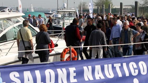 Il Salone Nautico di Venezia ha registrato anche quest'anno 30.000 visitatori