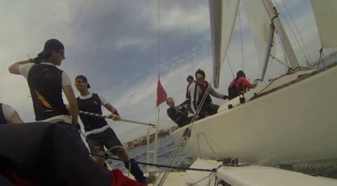 Una soggettiva onboard dei match