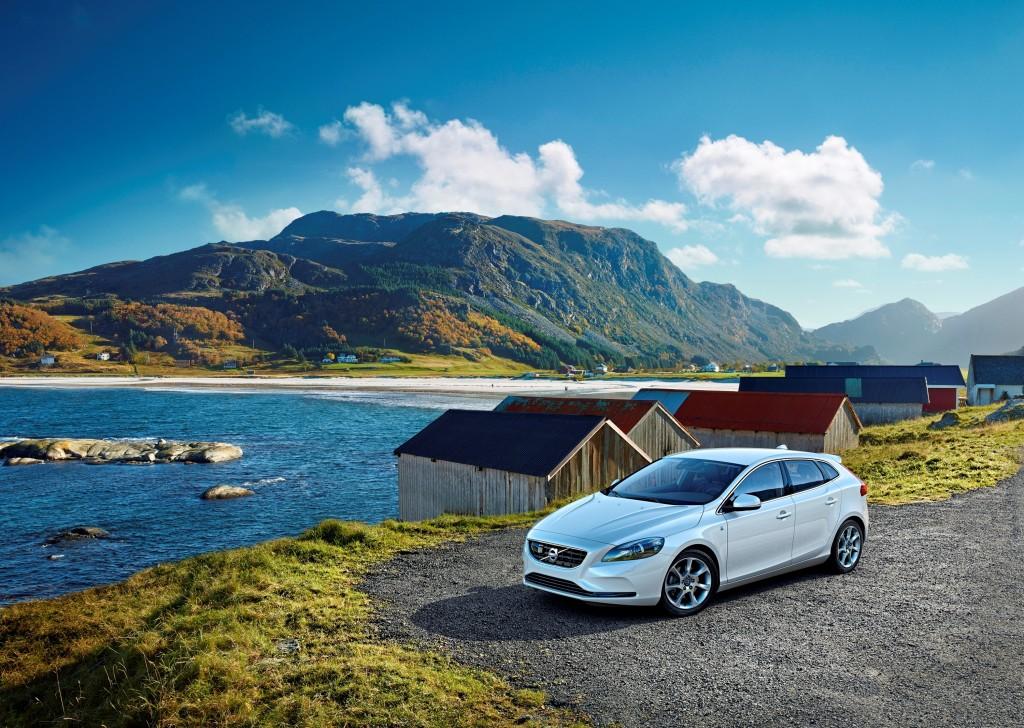 Uno dei modelli Volvo Ocean Race limited edition. Foto Volvo Italia