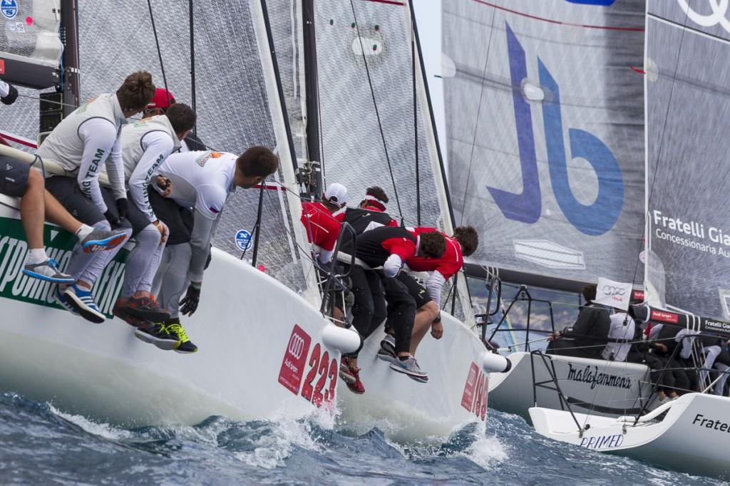 Audi tron Sailing Series 2014 - Porto Ercole