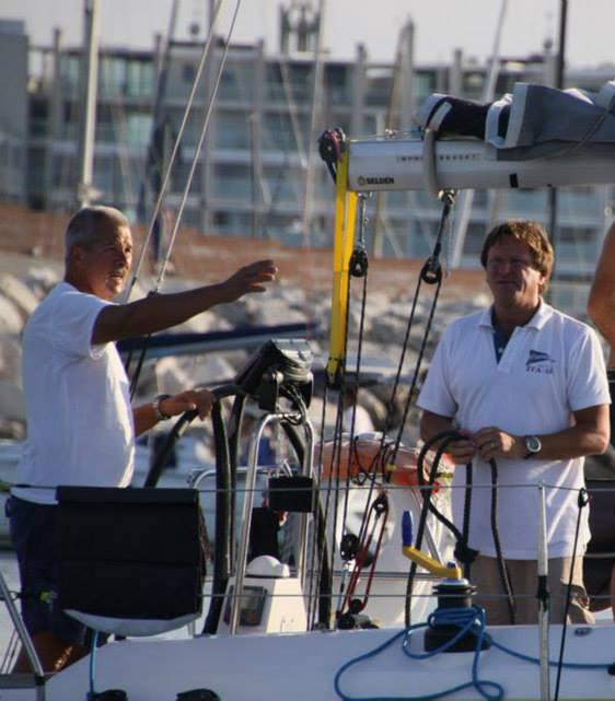 La coppia De Rossi-Pogliani