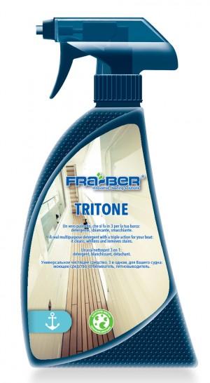 Il Fra-Ber per pulire e sgrassare le superfici delle proprie barche