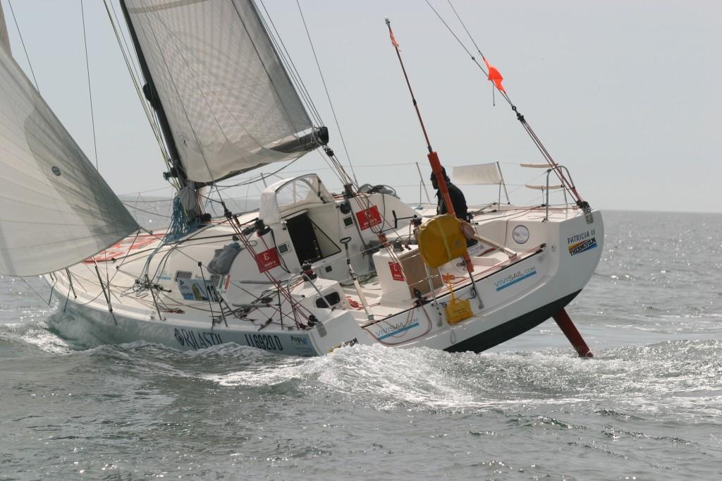Il Class 40 Patricia II di Mario Girelli