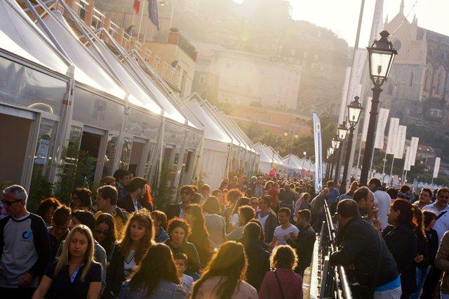Record di visitatori alla VII edizione dello Yacht Med Festival di Gaeta: oltre le 350.000 persone