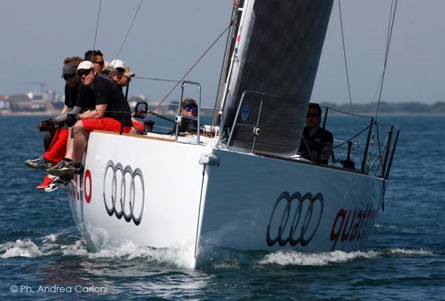 Il Next 37 Audi Quattro si aggiudica la One Sails Cup 2014
