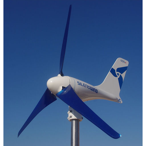 Il Windgenerator della SilentWind è un prodotto silenzioso, affidabile ed efficiente