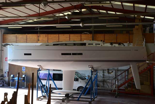 Il Solaris One 37 è ormai pronto per il suo viaggio verso la Norvegia. L'entry level è apprezzato soprattutto in Nord Europa