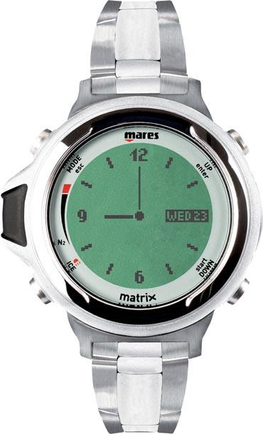 Matrix è l'orologio per immersioni della Mares. Prezzo: euro 449