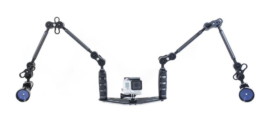 Il Camera Arm Pro. Prezzo: 225 euro
