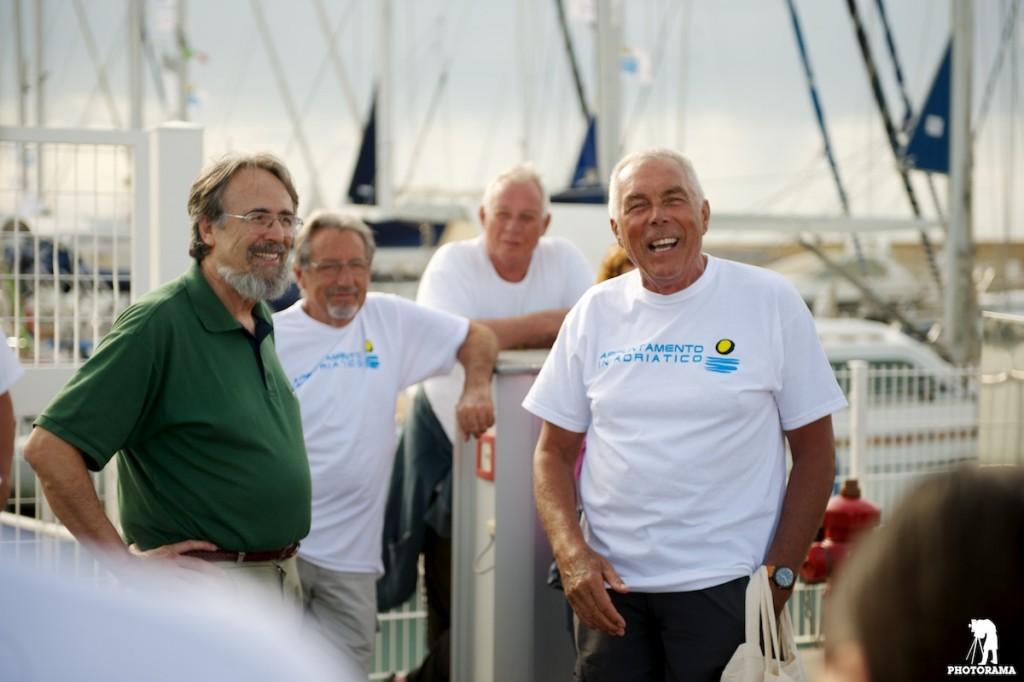 Italo Carfagnini, presidente e amministratore unico della società titolare della struttura, e Paolo Dal Buono, uno dei promotori