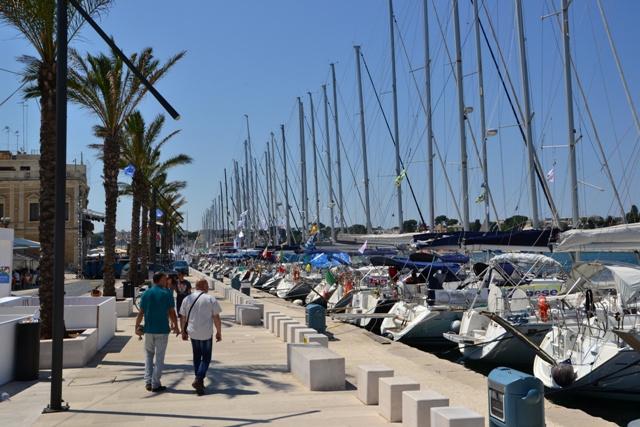 Sono 101 le barche iscritte alla XXIX edizione della Brindisi-Corfù, la classica del Mediterraneo organizzata dal Circolo Vela Brindisi