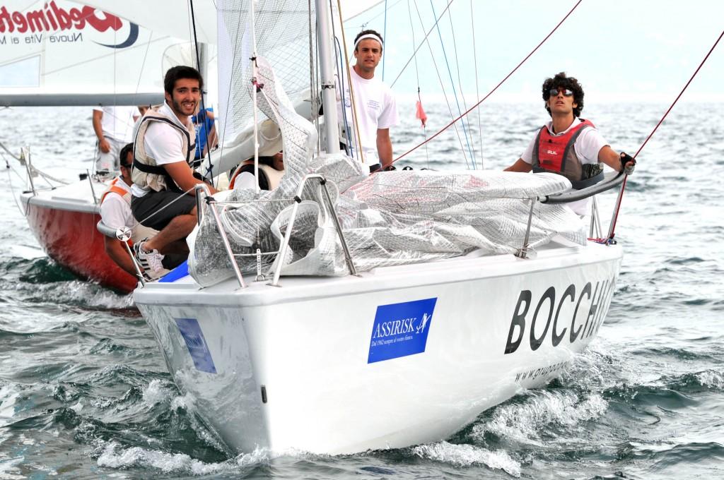 Il Dolphin 81 vincitore del titolo nazionale