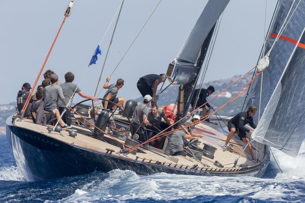 Firefly (Divisione A) - Loro Piana Superyacht Regatta 2014 - ©Carlo Borlenghi/Superyacht Media