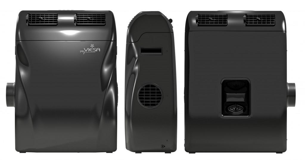 Il My Viesa è un condizionatore portatile che vi allieverà dalle calure estive durante la vostra prossima crociera. Prezzo: 595 euro