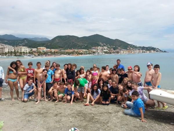 """Si conclude martedì 3 giugno la II edizione di """"Scuola in Sport"""", il progetto nato con l'obiettivo di avvicinare i ragazzi alla cultura marinara, alla conoscenza e al rispetto dell'ambiente e alle tradizioni sportive del territorio"""